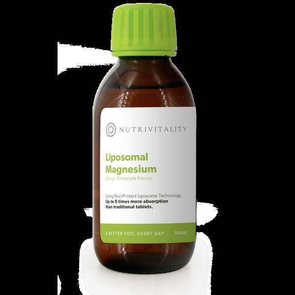 Liposomal Magnesium Nutrivitality