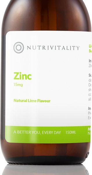 Nutrivitality Zinc